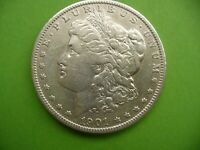 USA 1901 O  NEW ORLEANS  SILVER MORGAN DOLLAR