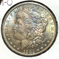 1901-O $1 MORGAN SILVER DOLLAR 58158