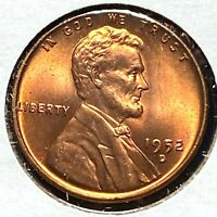1952-D 1C LINCOLN CENT 58764