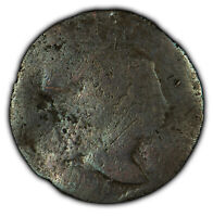 1795 1C FLOWING HAIR LARGE CENT - CLEAR ID DATE - SEE PICS - SKU-X1296