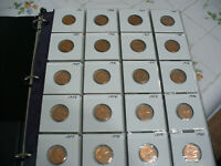 1961 2018 SET OF SEALED PROOF LIKE & UN CIRCULATED COINS  PENNY CENT NICKEL DIME