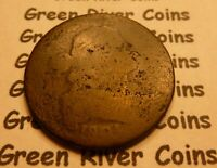 1801 DRAPED BUST LARGE CENT   LP01  CULL