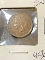 1905 INDIAN CENT EXTRA FINE   956