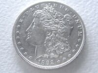 1892-S MORGAN DOLLAR, REFLECTIVE SHINY  IN THIS CONDITION 9-M