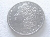 1892-S MORGAN DOLLAR, COVETED DATE  STRONG DETAIL - 21-BB