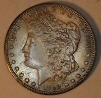 1889 S  MORGAN SILVER DOLLAR. BLB9