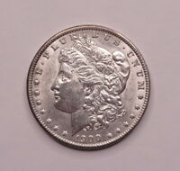 1900-P MORGAN SILVER DOLLAR - BRILLIANT UNCIRCULATED LUSTROUS