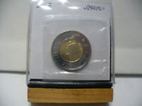 2003  CANADA 2$ TWO  DOLLAR  COIN  TOONIE  SEE PHOTOS  03  PROOF LIKE  AUCTION