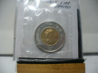 1997  CANADA 2$ TWO  DOLLAR  COIN  TOONIE  SEE PHOTOS  97  PROOF LIKE  AUCTION