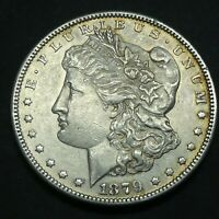 1879 S $1 MORGAN SILVER DOLLAR US MINT COIN