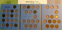 1858 TO 1920 CANADIAN LARGE  CENT COLLECTION   LCC18  IN    FOLDER