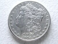 1904-S MORGAN SILVER DOLLAR,  STRONG DETAIL  IN THIS CONDITION 27-E