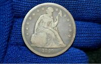 1840 SEATED LIBERTY SILVER DOLLAR  FIRST YEAR  GET 5 OFF AT CHECKOUT