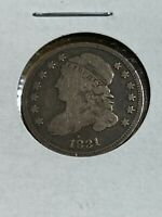 1831 US CAPPED BUST DIME