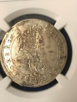 1689 LEOPOLD HUNGARY 15 KREUZER, , ONLY 2 GRADED HIGHER BY NGC