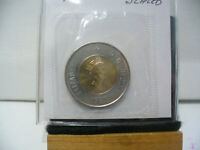 1997  CANADA 2$ TWO  DOLLAR  COIN  TOONIE  SEE PHOTOS  97  PROOF LIKE  SEALED