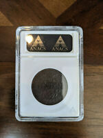 1796 LIBERTY CAP LARGE CENT   ANACS CERTIFIED VG8 IN PROTECT