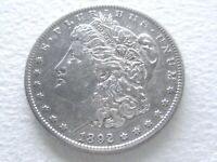 1892-S MORGAN SILVER DOLLAR,  STRONG DETAIL COVETED DATE - 14-BB