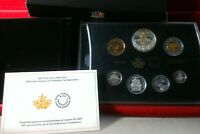 2017 FINE SILVER PROOF SET   150TH ANNIVERSARY OF CANADIAN C