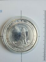 2017 CANADA $2 HOWLING WOLVES SERIES 3/4OZ SILVER BULLION CO