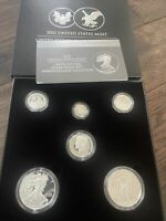 US MINT LIMITED EDITION 2021 SILVER PROOF SET AMERICAN EAGLE