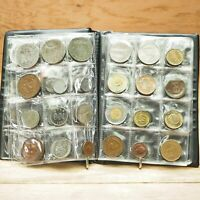 COLLECTION OF FOREIGN AND U.S. COINS BUFFALO V NICKELS WORLD