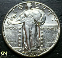 1929 P STANDING LIBERTY QUARTER      MAKE US AN OFFER!  W2487  ZXCV