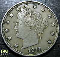 1911 LIBERTY V NICKEL  --  MAKE US AN OFFER  W2216 ZXCV