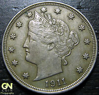 1911 LIBERTY V NICKEL  --  MAKE US AN OFFER  W2221 ZXCV