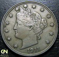 1911 LIBERTY V NICKEL  --  MAKE US AN OFFER  W2226 ZXCV