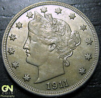 1911 LIBERTY V NICKEL  --  MAKE US AN OFFER  W2213 ZXCV