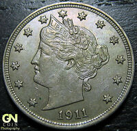 1911 LIBERTY V NICKEL  --  MAKE US AN OFFER  W2224 ZXCV