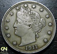 1911 LIBERTY V NICKEL  --  MAKE US AN OFFER  W2214 ZXCV