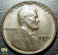 1925 D LINCOLN CENT WHEAT CENT  --  MAKE US AN OFFER  W2838 ZXCV
