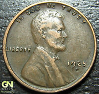 1925 D LINCOLN CENT WHEAT CENT  --  MAKE US AN OFFER  G2693