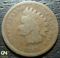 1865 INDIAN HEAD CENT  --  MAKE US AN OFFER  Y4409