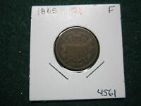 1865 TWO CENTS