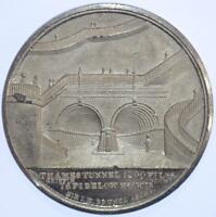 ENGLAND   1843 OPENING OF THE THAMES TUNNEL BY W GRIFFIN