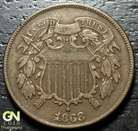 1868 2 CENT PIECE  --  MAKE US AN OFFER  G2573