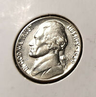 1939 1942 P AND 1943 P JEFFERSON NICKELS ALL CH. BU   ONE PRICE FOR ALL THREE