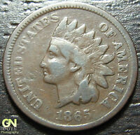 1865 INDIAN HEAD CENT      MAKE US AN OFFER  Y4411