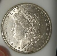 1880 O MORGAN SILVER DOLLAR   HIGHER GRADE,TOUGHER DATE 1951