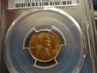 1930-S 1C RD LINCOLN CENT PCGS MINT STATE 65RD