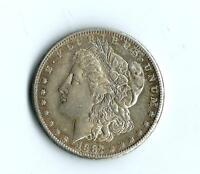 1887-S MORGAN DOLLAR BU PROOF LIKE  TONED
