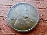 1913-S LINCOLN CENT