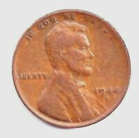 1944 S LINCOLN WHEAT PENNY CIRCULATED CENT COPPER FILL YOUR BOOK. 8203