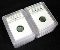 10 SLABBED ANCIENT CONSTANTINE THE GREAT COINS C330 AD