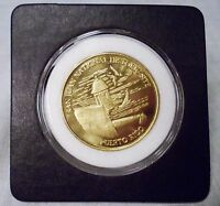 SAN JUAN NATIONAL HISTORIC SITE MEDAL PUERTO RICO 200TH ANNIVERSARY 1787 1987