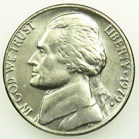 1979 D UNCIRCULATED JEFFERSON NICKEL BU B04