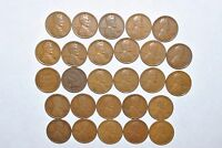 26 BETTER DATE LINCOLN CENTS 1909 VDB 1931 D 1932 1933 1933 D & MORE